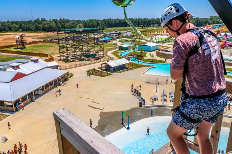 Big Rivers Water Park and Adventures