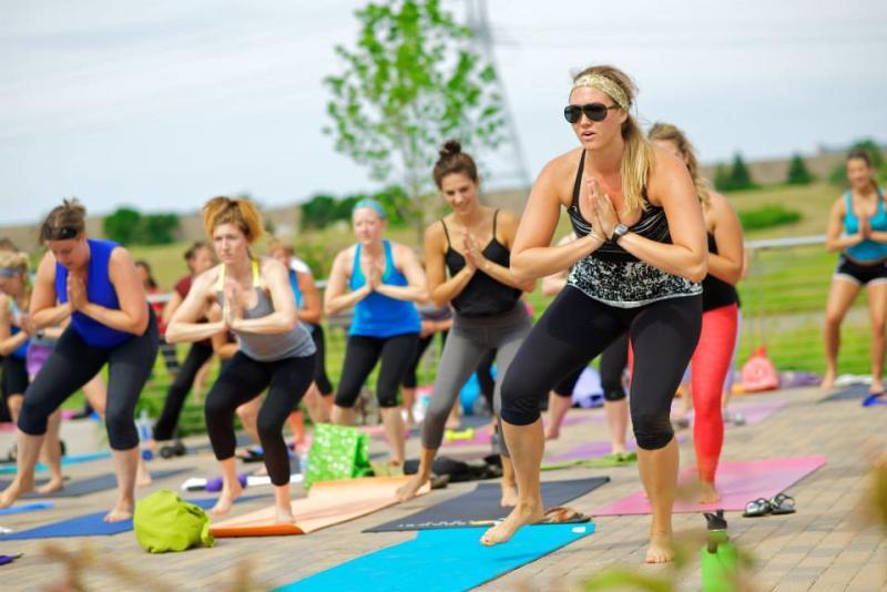 Yoga at Town Green