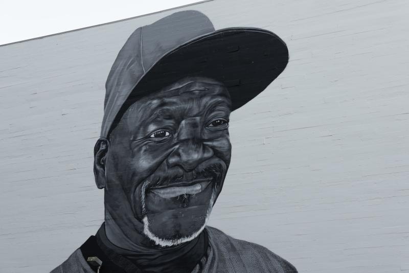 Derrick Hayes Mural