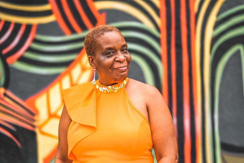 Chef Ann Cocobreeze