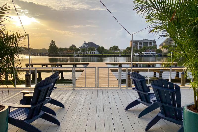 The Anchor, Madisonville, Culinary