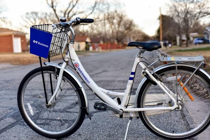 A Bike Share ICT Bicycle