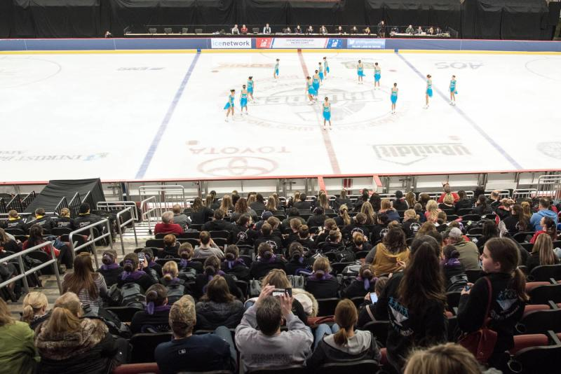 Theatre on Ice Tournament at INTRUST Bank Arena