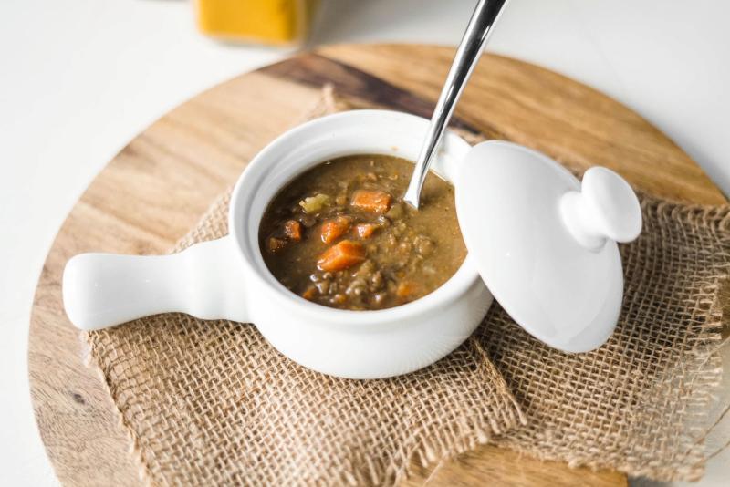 Meddy's Lentil Soup