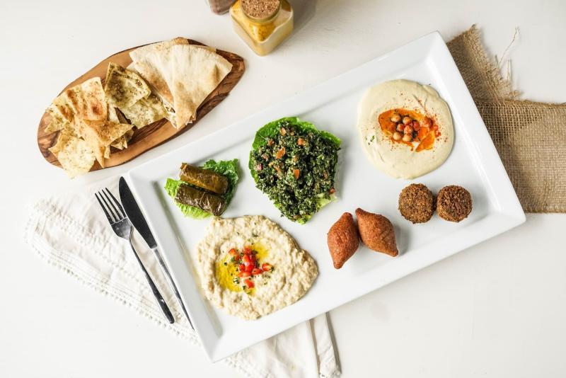 Mezze Platter from Meddys