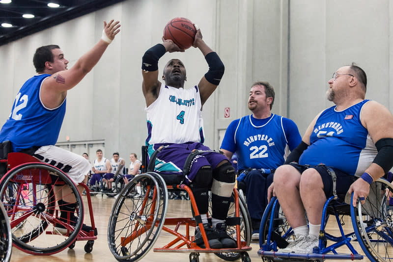 National Wheelchair Basketball Tournament
