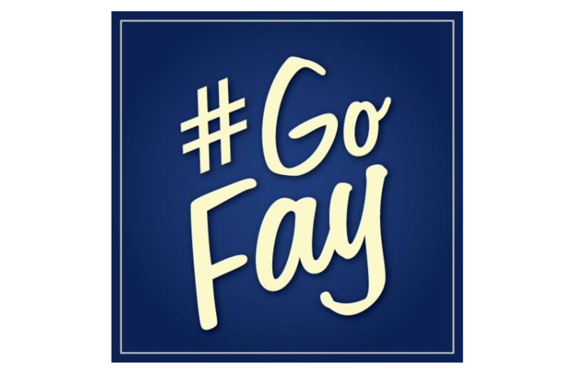 Go Fay Blue Square