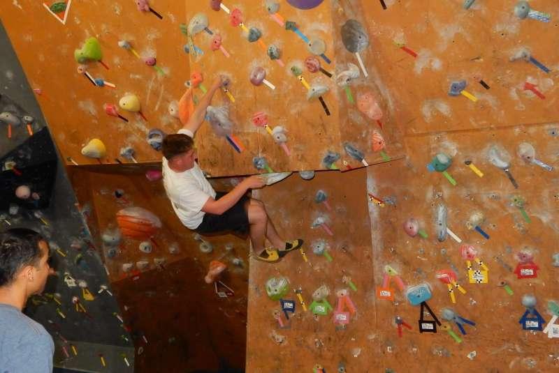 Climbing Place