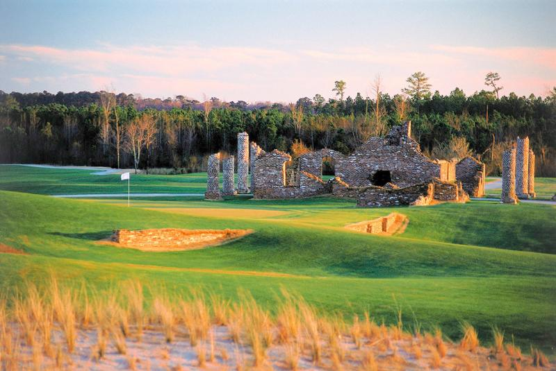 Love Course at Barefoot Resort, Myrtle Beach, SC