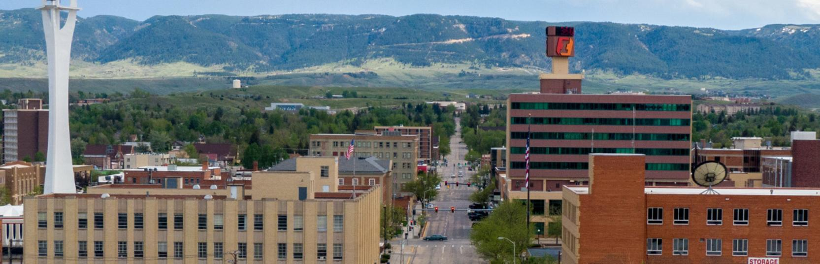 Downtown Casper