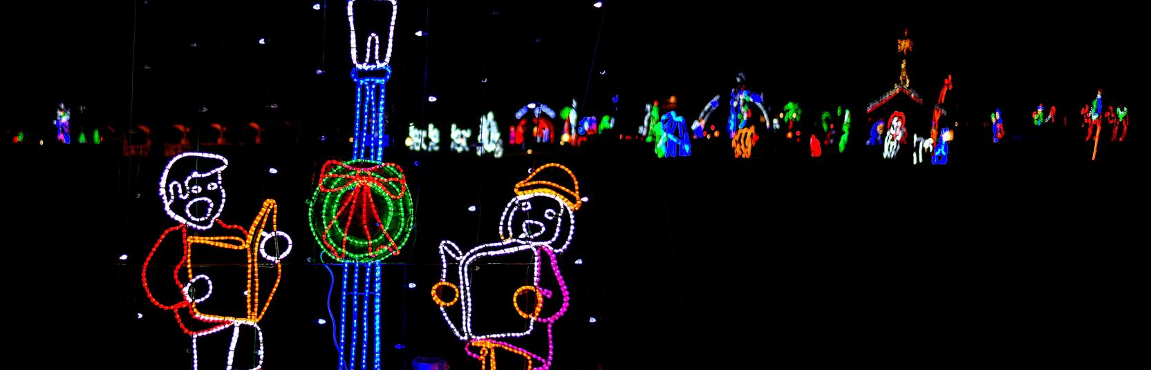 Tips And Tricks To The Fantasy Of Lights Celebrate In Fort