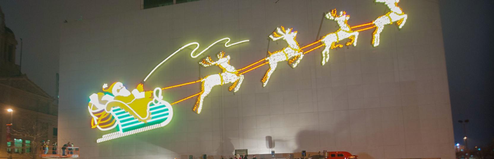 Fort Wayne Holiday Tradition - Night of Lights