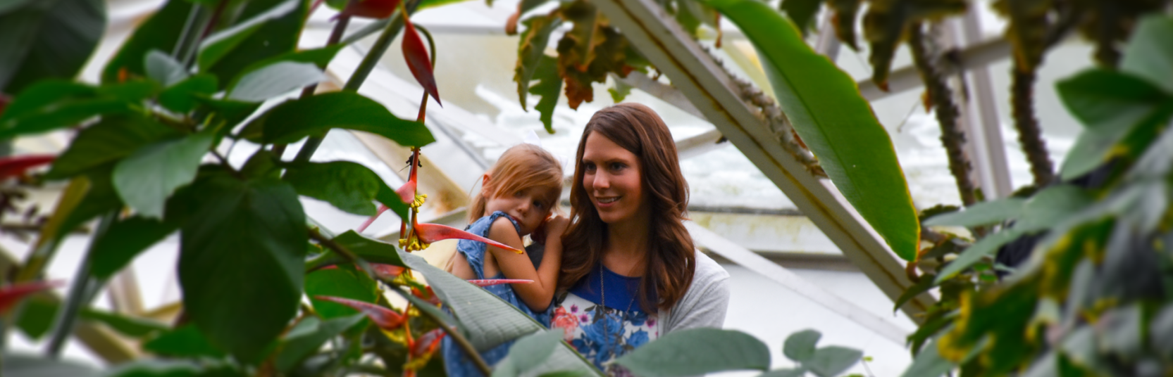 Spring Break at the Botanical Conservatory