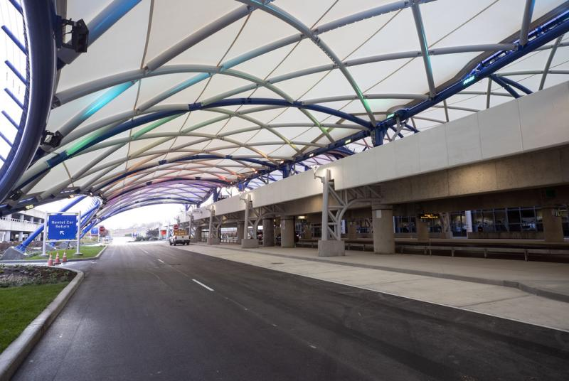 Airport Canopy