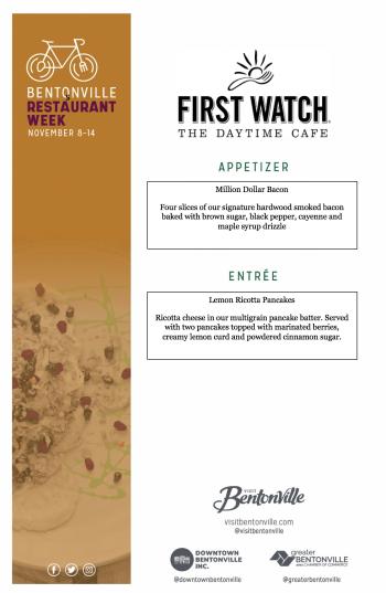 First Watch 2