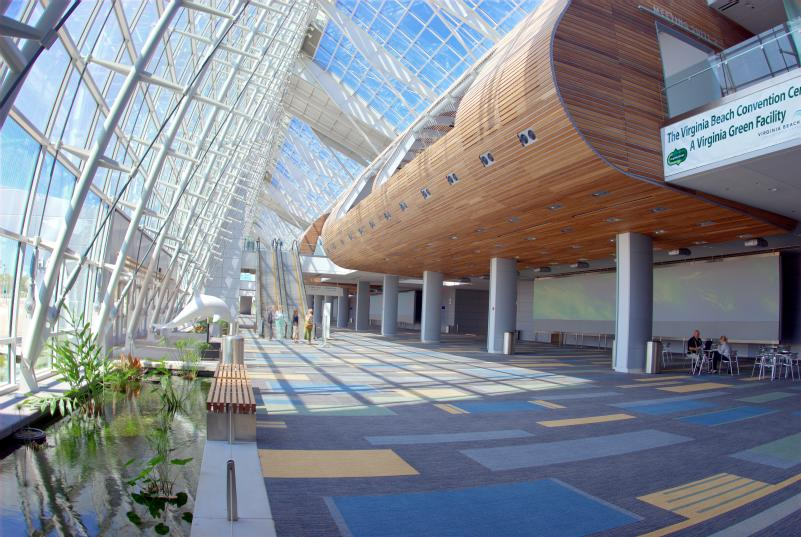 Meetings & Conventions - Facilities - Virginia Beach Convention Center - VBCC Interior - VBCC Interior 2.jpg