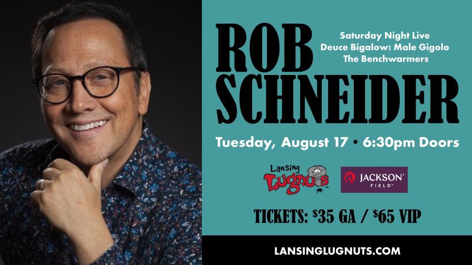 Rob Schneider Comedy Show 2021