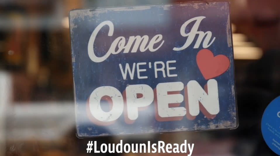 Loudoun is ready and open for business