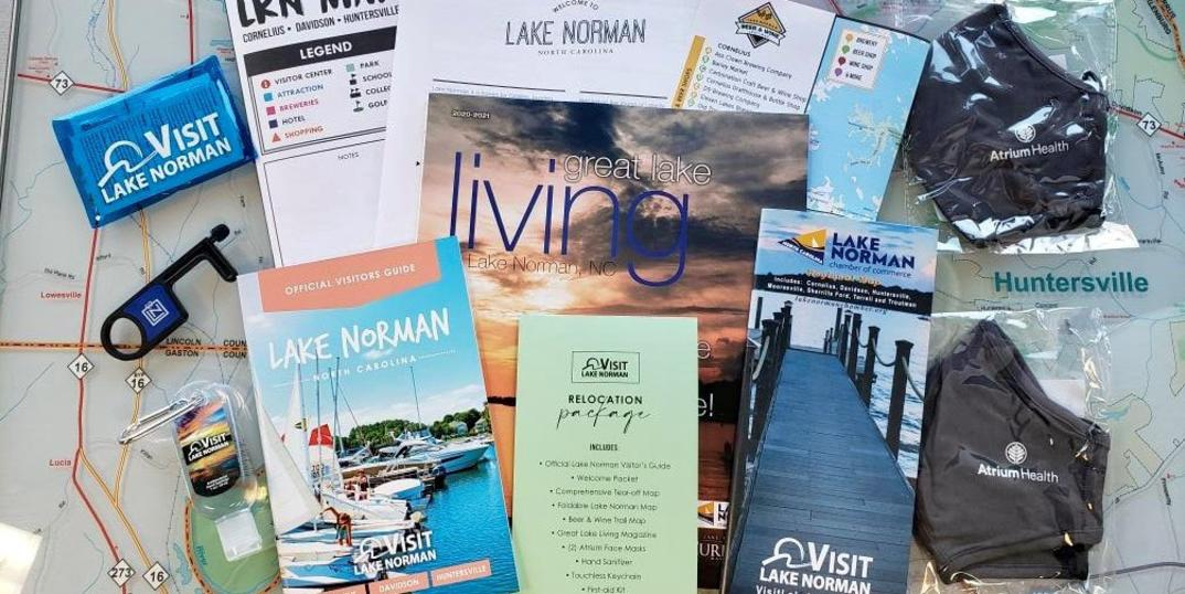 The Lake Norman Relocation Welcome Packet