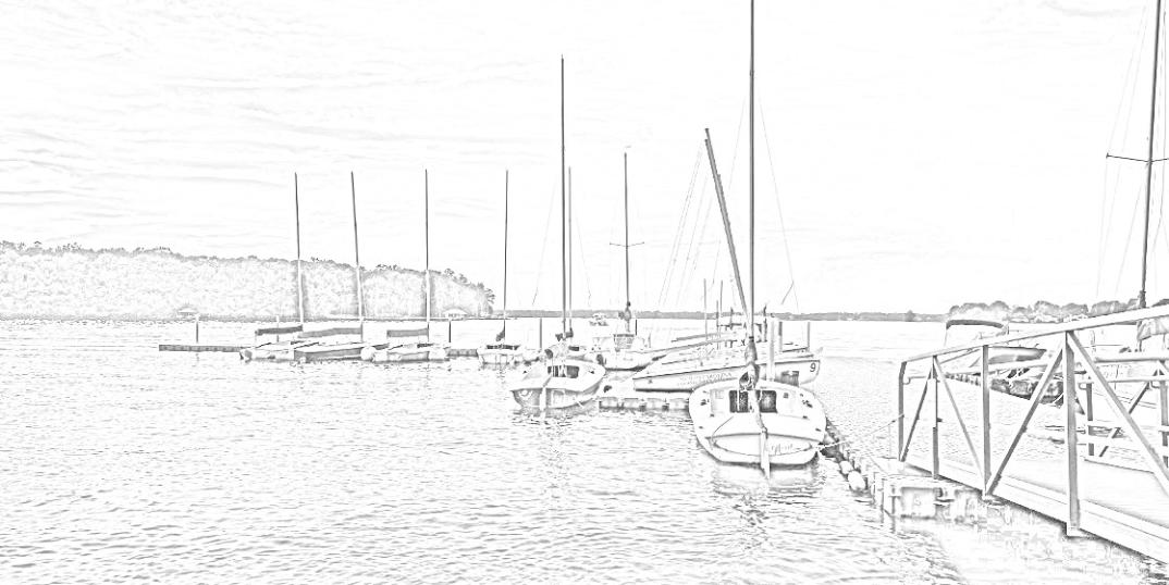 Sailboats Jennifer Adams Coloring Page