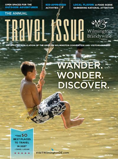 Visitor Guide Cover 2021
