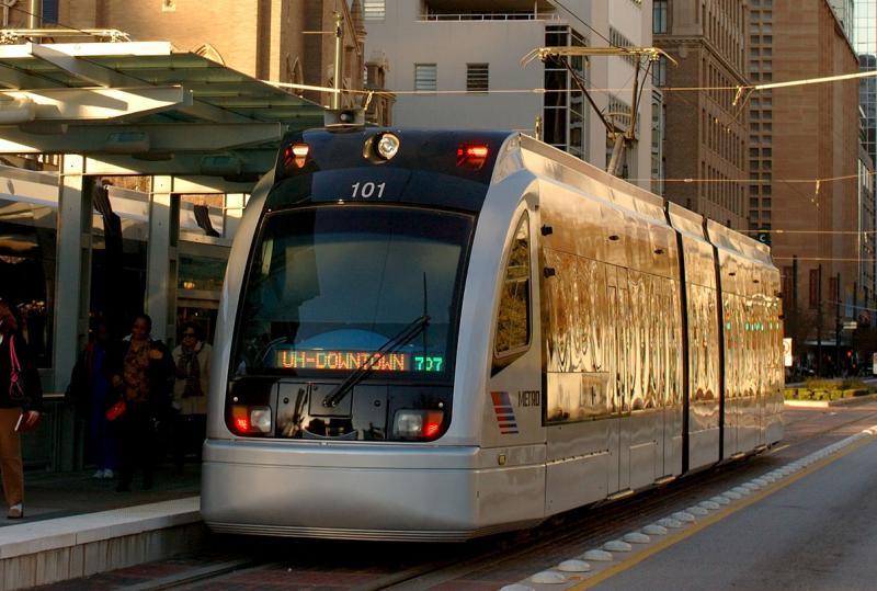 Copy of Houston Metro Rail