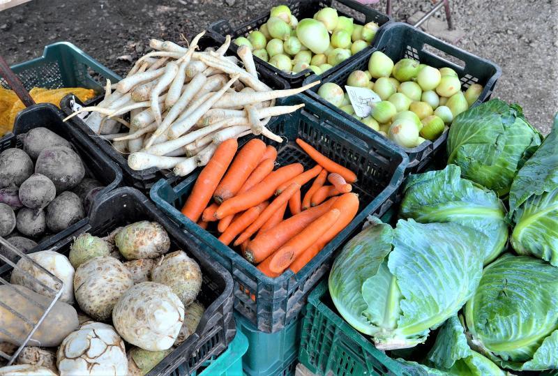 Second Harvest food