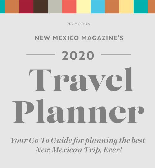 2020 Travel Planner