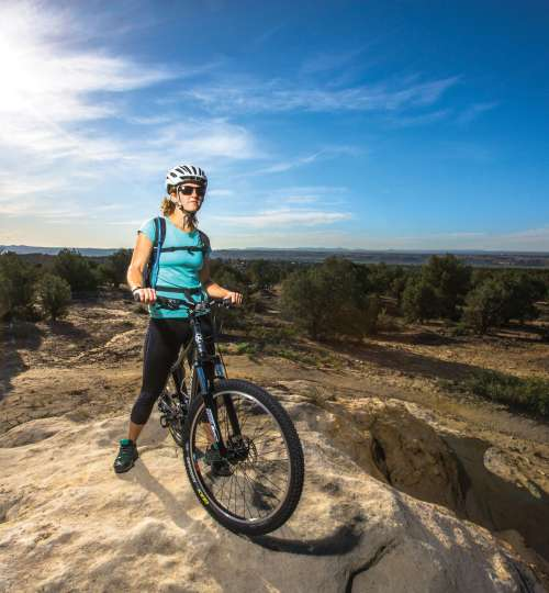 Farmington - Travel Planner - Mountain Biking