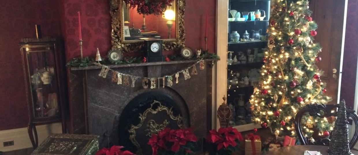 Christmas At The Historic Homes Of Knoxville