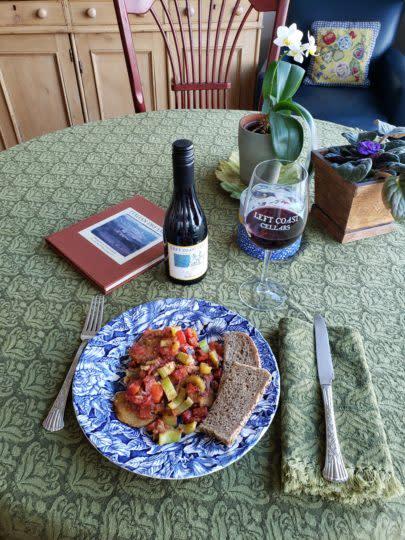 Polenta Lunch