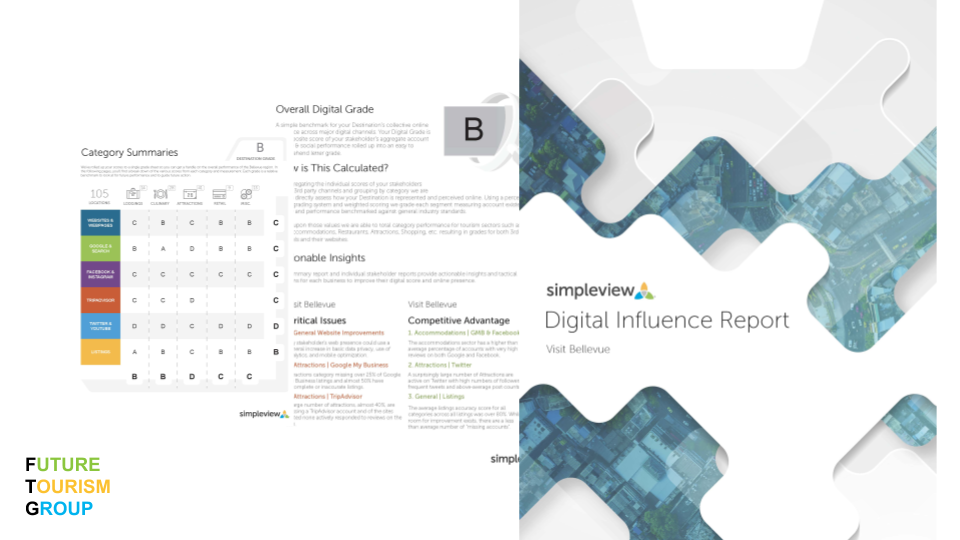 Digital Influence Report