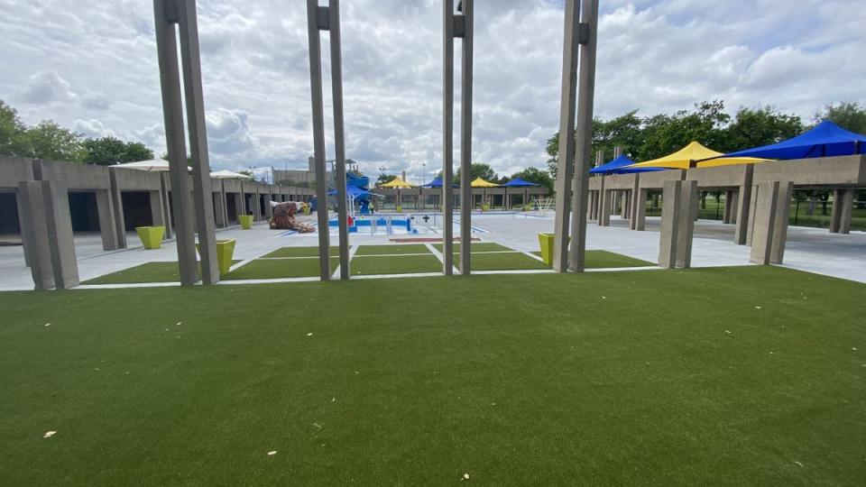 McAfee Pool in Wichita