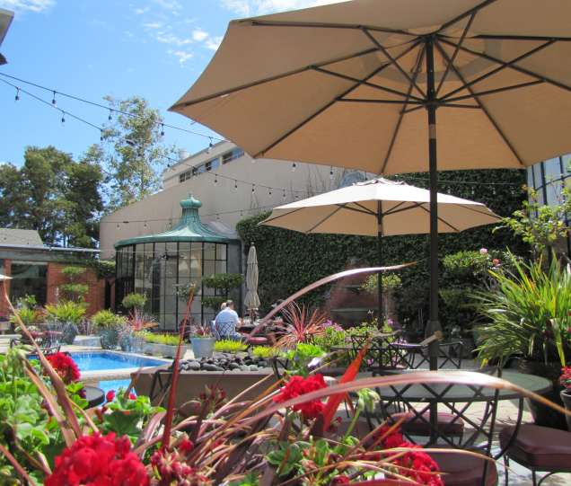 7 Secret Courtyards Waiting To Be Discovered In Carmel By