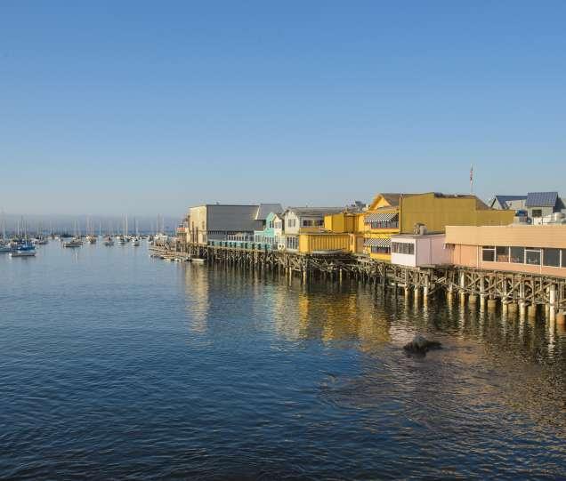 10 Walkable Restaurants Near Monterey Conference Center