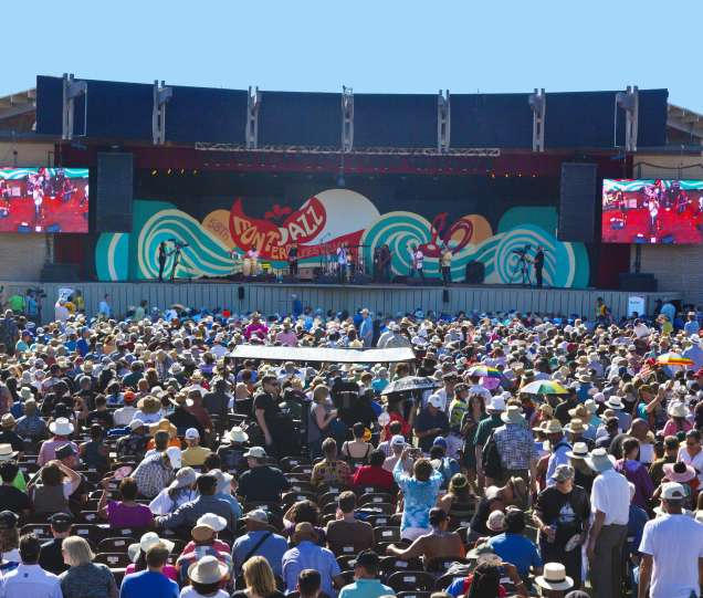 10 Reasons to Attend the 60th Monterey Jazz Festival