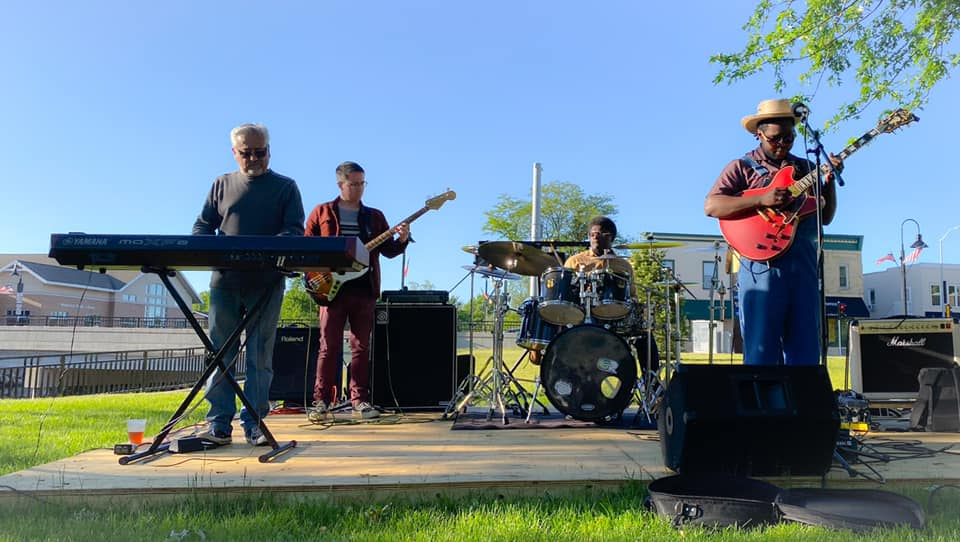 Live Music Waterford Beer Garden