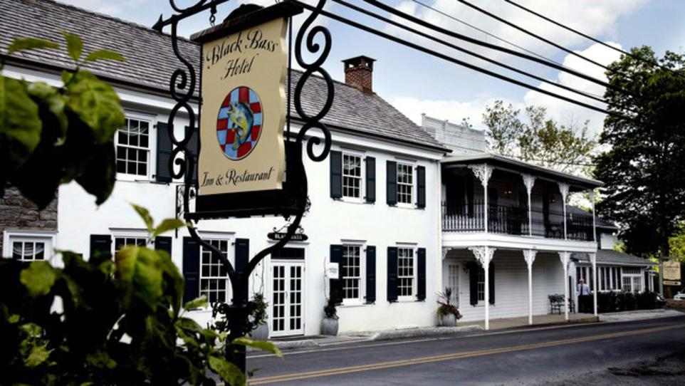 Haunted Places in Bucks County