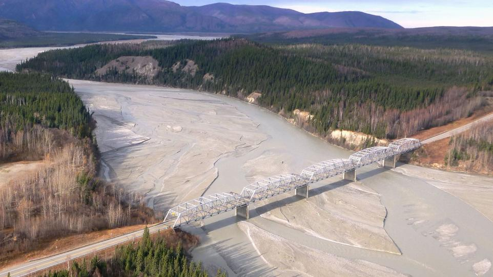 The Alaska Highway turns 75