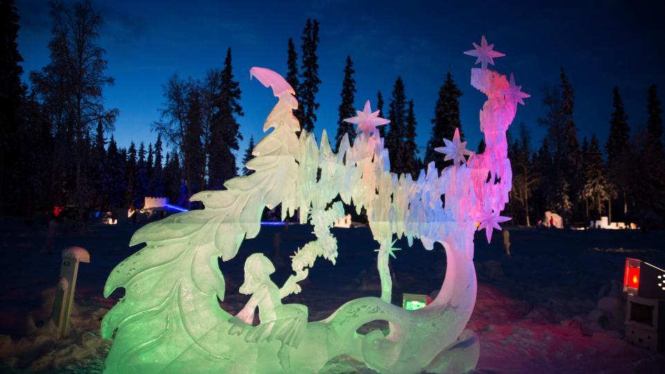 Christmas 2020 Events Fairbanks Ak North Pole's Christmas in Ice | Explore Fairbanks Alaska