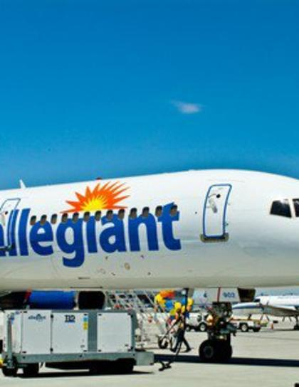 Fly Allegiant Air