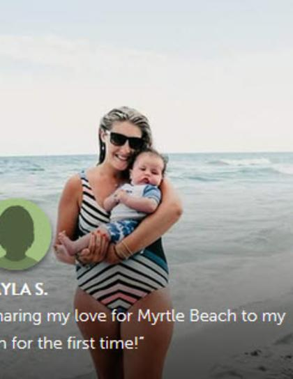 Baby's 1st Beach Trip?