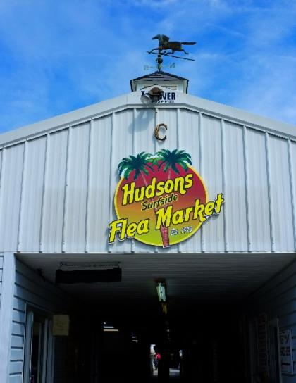 Hudson's Flea Market