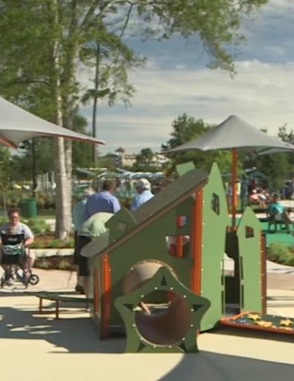 Savannah's Playground