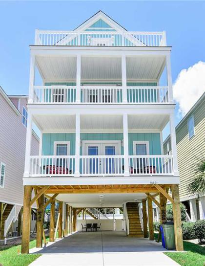 Surfside Realty Beach Vacations