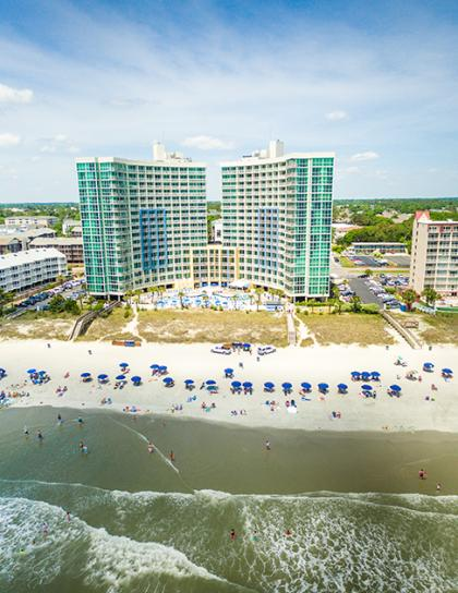 Places to Stay in North Myrtle Beach