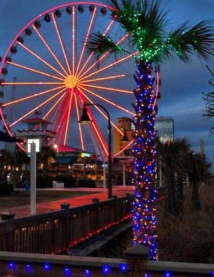 Myrtle Beach Holiday 2020 Themed Itineraries
