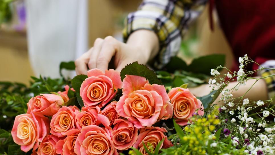 Gabis Mother's Day Flower Arranging