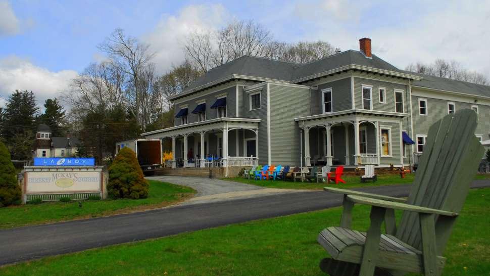 Scenic Route 102 Part 4, Mckays Outdoor Furniture Rhode Island