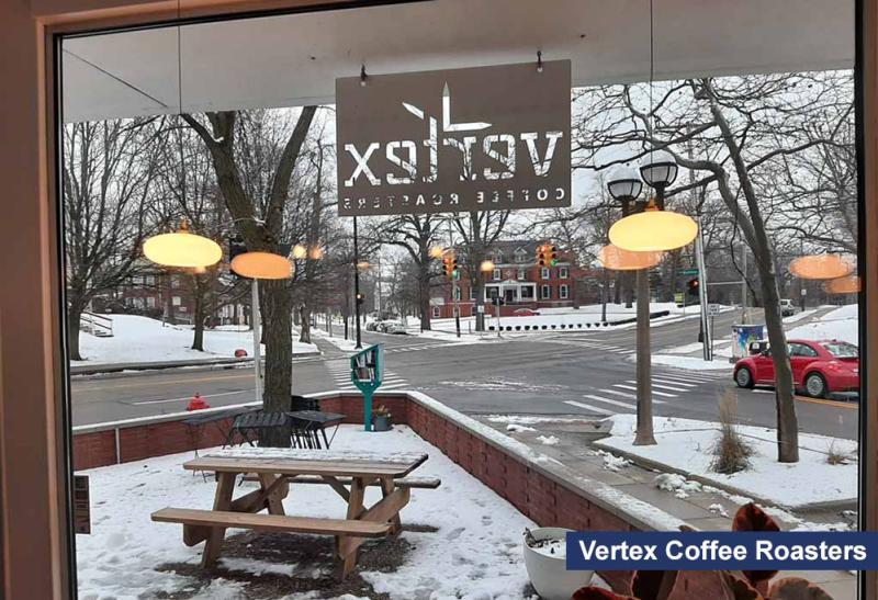Vertex Coffee Roasters in Ann Arbor